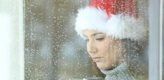 Depressione e Natale. Che strano connubio!