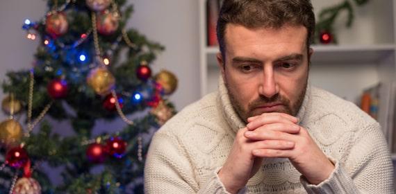 Depressione a Natale