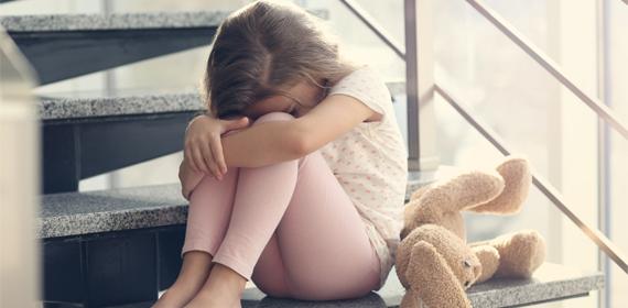 I disturbi d'Ansia nell'infanzia