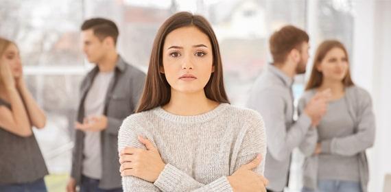 Fobia sociale e l'ansia del giudizio