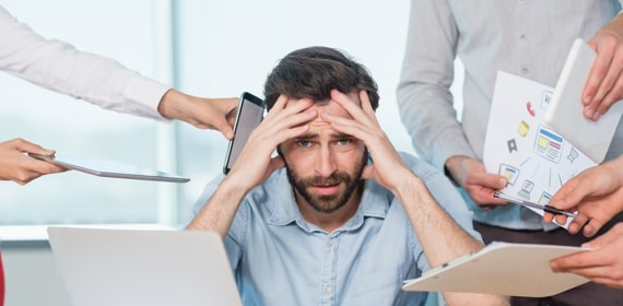 Stress da lavoro, un malessere diffuso!